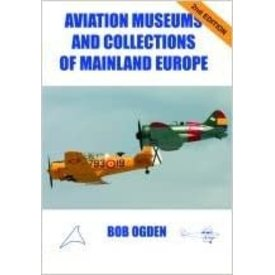 Aviation Museums & Collections of Mainland Europe 2e  HC ++SALE++