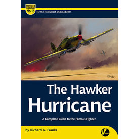 Valiant Wings Modelling Hawker Hurricane: A&M#16 softcover