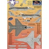 ASTRA F16C/D SPANGDAHLEM 1:48 decals