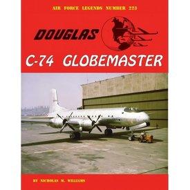 Ginter Books Douglas C74 Globemaster: AFL#223  SC