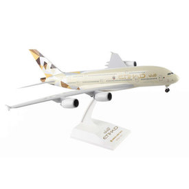 SkyMarks A380-800 Etihad 2014 livery 1:200 With Gear+stand