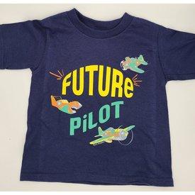 Future Pilot Toddler Tee