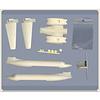 AVRO CANADA JETLINER 1:144 Resin kit