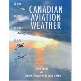 Canadian Aviation Weather softcover 3rd Edition