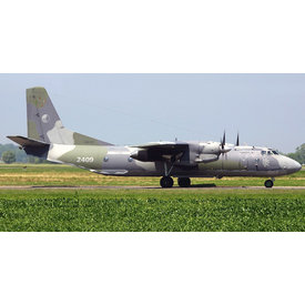AviaBoss Antonov An26 Czech Air Force 2409 1:200 +Preorder+