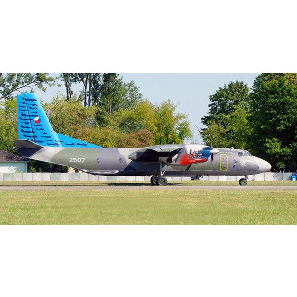 AviaBoss An26 Czech Air Force 2507 90th Anniversary 1:200 +Preorder+