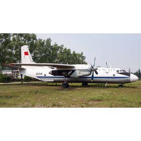 AviaBoss An26 CAAC (China Civil Aviation) 808 1:200 +Preorder+
