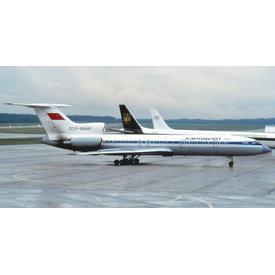 AviaBoss Tupolev Tu154M Aeroflot CCCP-85647 1:200 +preorder+