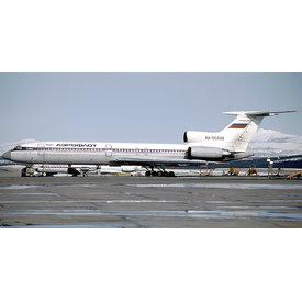 AviaBoss Tupolev Tu154M Aeroflot old livery RU-85696 1:200 +preorder+