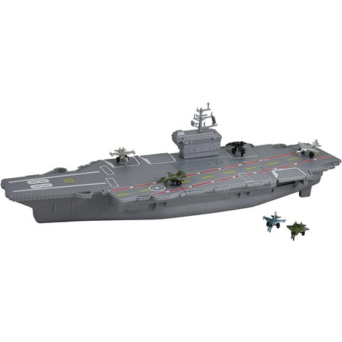 Aircraft Carrier Play Set (with Sound)