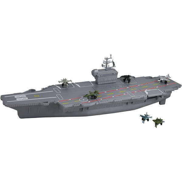 MotorMax Aircraft Carrier Play Set (with Sound)