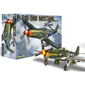 Revell P51D-5NA Mustang 1:32 Classic Re-issue