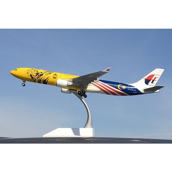 JC Wings A330-300 Malaysia Harimau Malaya 9M-MTG 1:200