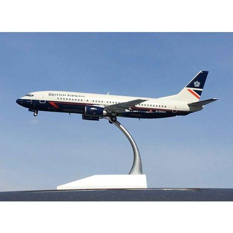 B737-400 British Airways Landor G-DOCU 1:200