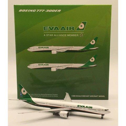 B777-300ER Eva Air 2015 livery B-16740 1:400