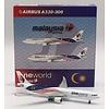 A330-300 Malaysia One World 9M-MTE 1:400