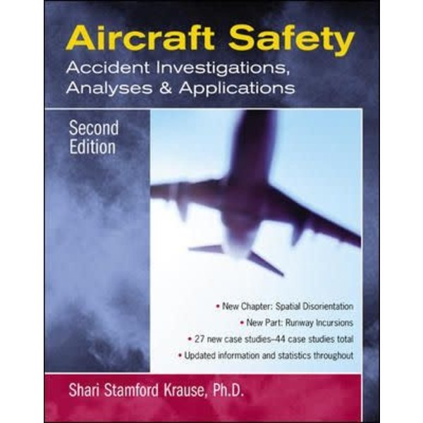 McGraw-Hill Aircraft Safety: Accident Invest. 2nd Edition Sc