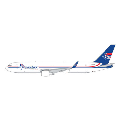 B767-300ERW (BDSF) AmeriJet International N349CM 1:400