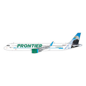 Gemini Jets A321S Frontier Airlines Steve the Eagle N709FR 1:400