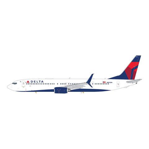 B737-900ER(S) Delta Air Lines N891DN 1:200