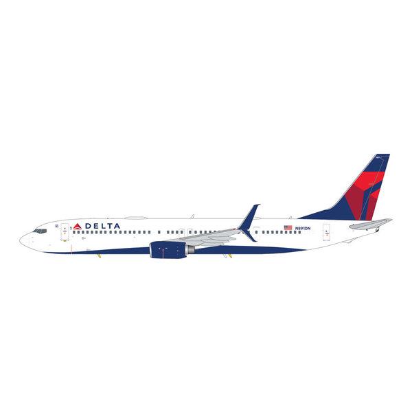 Gemini Jets B737-900ER(S) Delta Air Lines N891DN 1:200