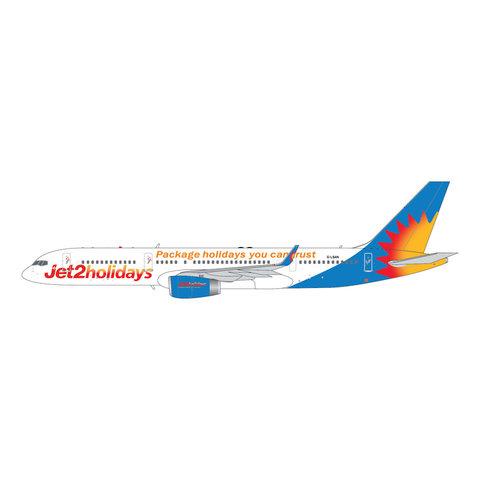 B757-200W Jet2holidays G-LSAN 1:400