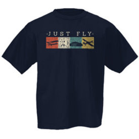 Just Fly T-Shirt