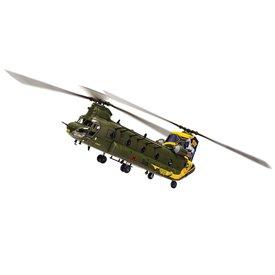 Corgi Chinook HC4 28 Sqn. RAF ZH777 RAF 100 1:72