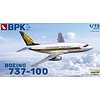 B737-100 Singapore & Lufthansa 1:72