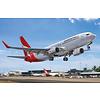 B737-800 Qantas 1:72 New 2020 [ Model kit, NOT diecast !!]