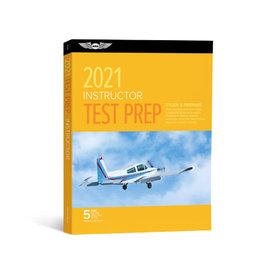 ASA - Aviation Supplies & Academics Flight Instructor Test Preparation 2021