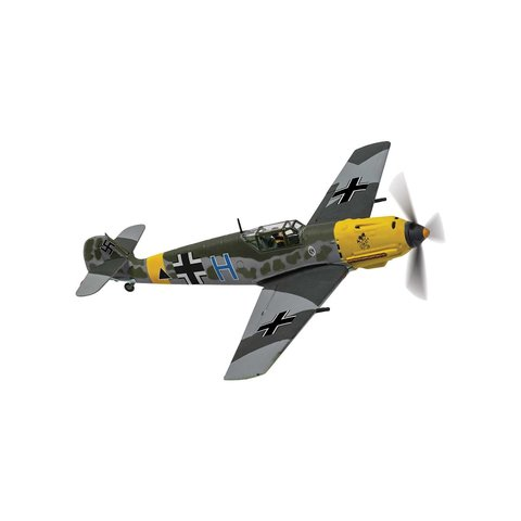 Bf 109E7/B II./Schlachtgeschwader 1 BLUE H Barbarossa 1:72 +Preorder+