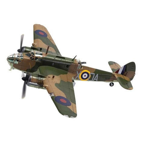 Beaufort Mk1 No.22 Sqn. RAF XO-A Campbell 1941 1:72 New Tooling! +Preorder+