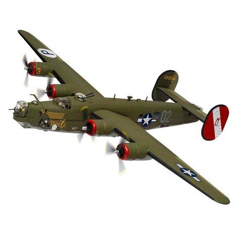 B24H Liberator 467BG USAAF Witchcraft Q2 M 1:72 +Preorder+