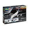 A380-800 with lights & sounds 1:144