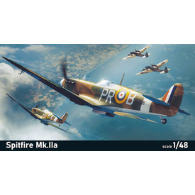 Eduard Spitfire Mk.IIa 1:48 Profipack