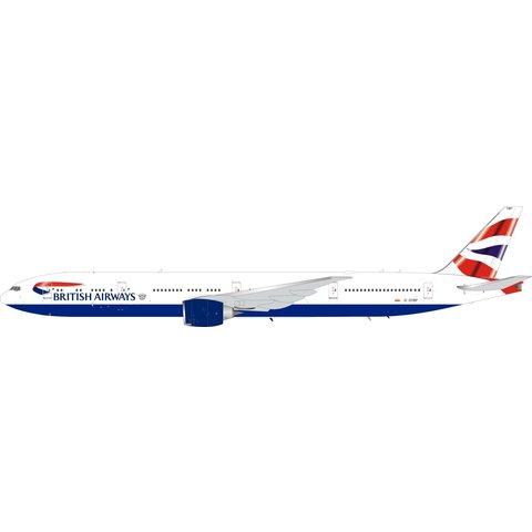 B777-300ER British Airways Union G-STBP 1:200 coin / stand +Preorder+