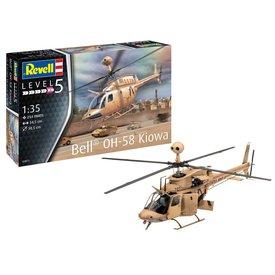Revell Germany Bell OH-58 Kiowa 1:35 2019 issue [MRC mold]