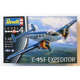 Revell Germany C45F Beech Expeditor 1:48 [ Ex-ICM ]