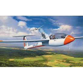 Revell Germany LS8-T GLIDER with TURBO ENGINE 1:32*Discontinued*