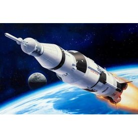 Revell Germany APOLLO SATURN V 1:144