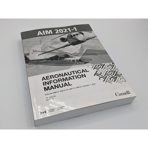 Aeronautical Information Manual AIM Small Size March 25 2021