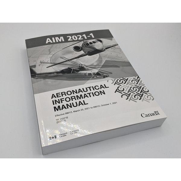 Transport Canada Aeronautical Information Manual AIM  April 2021