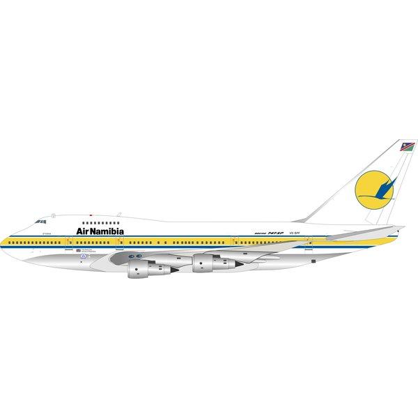 InFlight B747SP-44 Air Namibia V5-SPF 1:200 polished +Preorder+