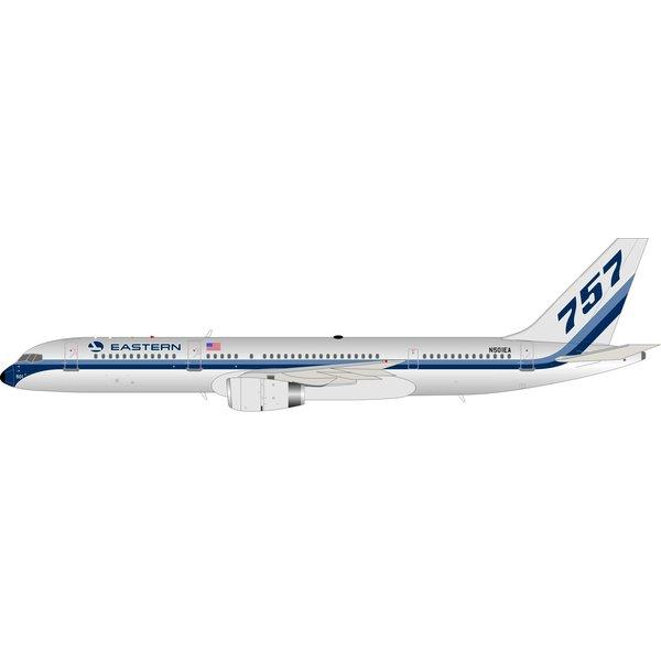 InFlight B757-200  Eastern Air Lines hockey stick N501EA 1:200 +Preorder+