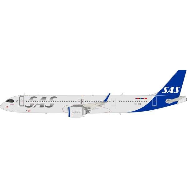 InFlight A321neo SAS Scandinavian SE-DMO Jarl Viking  1:200 +Preorder+