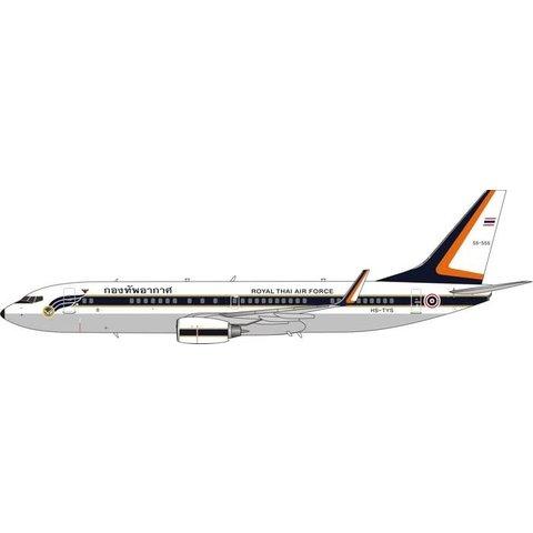 B737-800W Royal Thai Air Force HS-TYS 1:400
