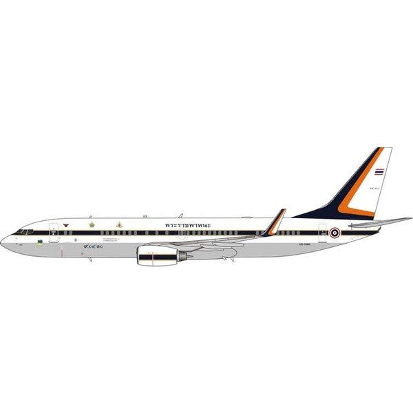 Phoenix B737-800W Royal Thai Air Force HS-HMK 1:400