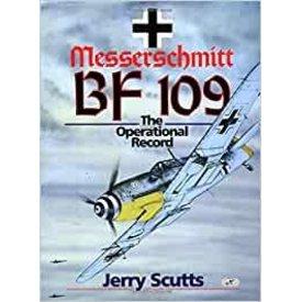 Motorbooks Messerschmitt Bf109: Operational Record HC ++SALE++