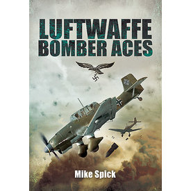 Frontline Books Luftwaffe Bomber Aces softcover